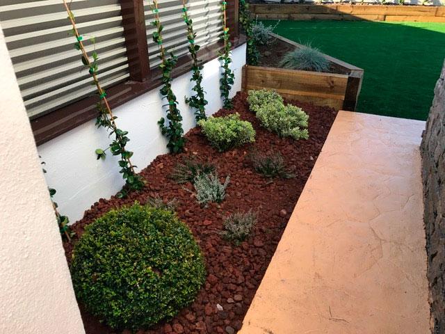 Jardines de bajo mantenimiento tecniver jardineria - Jardines sin mantenimiento ...